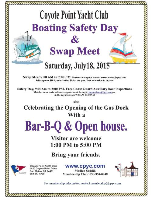 July 2015 open house